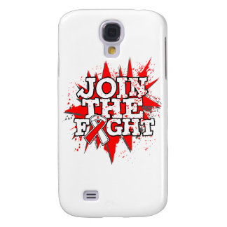 Oral Cancer Join The Fight Samsung Galaxy S4 Case