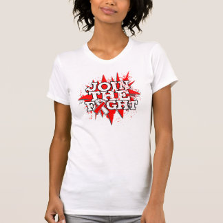 Oral Cancer Join The Fight Shirts