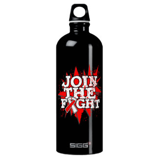 Oral Cancer Join The Fight SIGG Traveler 1.0L Water Bottle