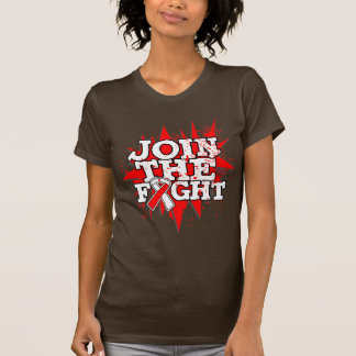 Oral Cancer Join The Fight Tee Shirt