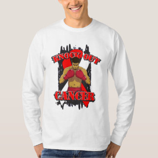 Oral Cancer Knock Out Cancer Tee Shirt