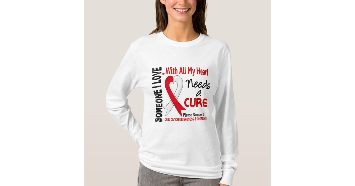 oral cancer t shirts