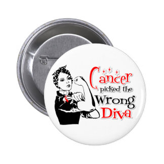 Oral Cancer Picked The Wrong Diva Button