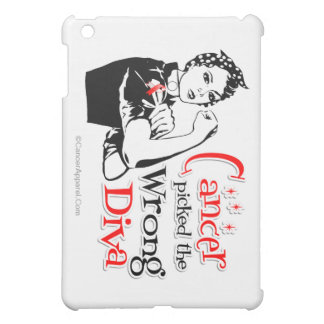 Oral Cancer Picked The Wrong Diva Case For The iPad Mini
