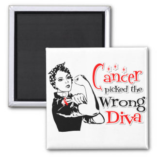 Oral Cancer Picked The Wrong Diva Magnet