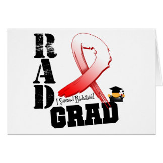Oral Cancer Radiation Therapy RAD Grad Cards