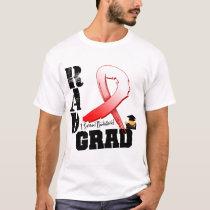 Oral Cancer Radiation Therapy RAD Grad T-Shirt