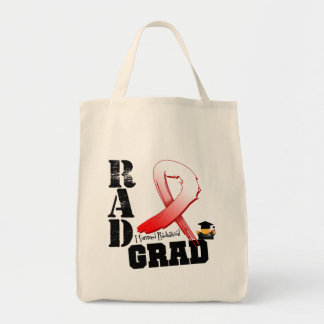 Oral Cancer Radiation Therapy RAD Grad Tote Bag