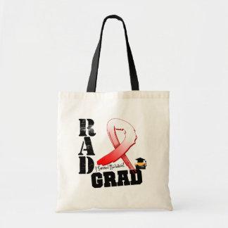 Oral Cancer Radiation Therapy RAD Grad Tote Bags