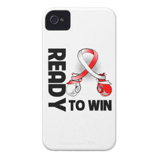 Oral Cancer Ready To Win iPhone 4 Case
