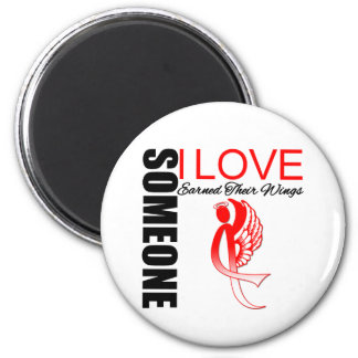 Oral Cancer Someone I Love Earned Her Wings Magnets