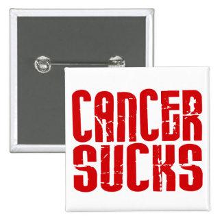 Oral Cancer Sucks 1C Pinback Button