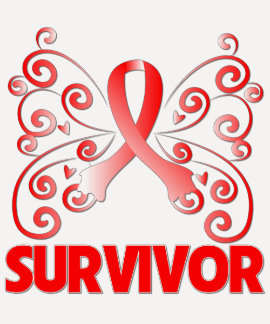 Oral Cancer Survivor Butterfly Shirts