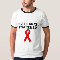 Oral Cancer T-Shirt