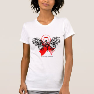 Oral Cancer Tribal Butterfly Tees