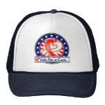 Oral Cancer Vote For a Cure Hats