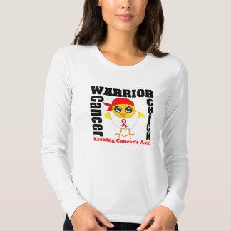 Oral Cancer Warrior Chick T Shirt