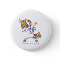 ORAL CANCER Warrior Unbreakable Button
