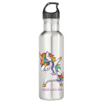 ORAL CANCER Warrior Unbreakable Stainless Steel Water Bottle
