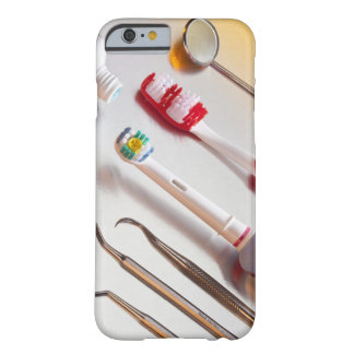 Oral Hygiene - Electric toothbrush, manual Barely There iPhone 6 Case