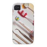 Oral Hygiene - Electric toothbrush, manual iPhone 4 Covers