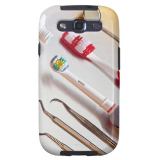 Oral Hygiene - Electric toothbrush, manual Galaxy S3 Covers