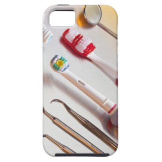 Oral Hygiene - Electric toothbrush, manual iPhone SE/5/5s Case