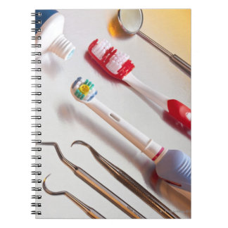 Oral Hygiene - Electric toothbrush, manual Notebooks