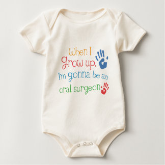 Oral Surgeon (Future) Infant Baby T-Shirt