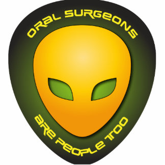 Oral Surgeons Are People Too Photo Sculptures