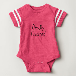 Orally Fixated Baby Bodysuit