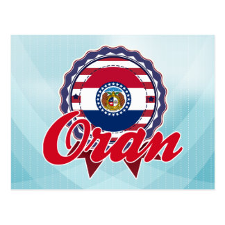 Orán, MES Tarjeta Postal