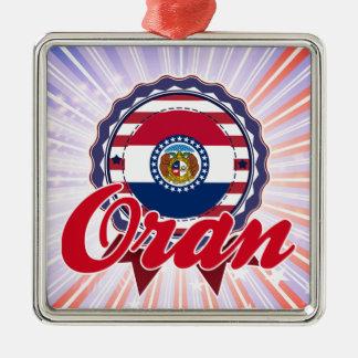 Oran, MO Ornaments