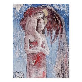 Orana Maria (Hail Maria) by Paul Gauguin Postcard