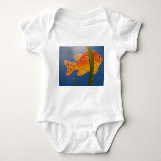 Orang I A Fish II Baby Bodysuit