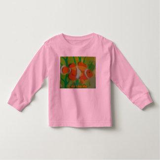 Orang I a fish ? Toddler T-shirt