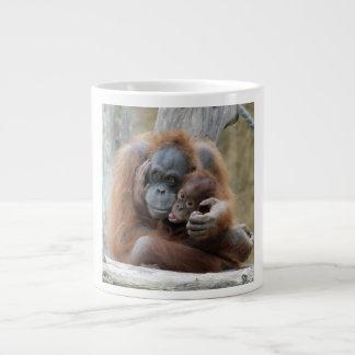 Orang Utan 001 Extra Large Mug