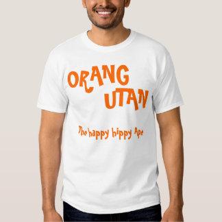 ORANG, UTAN, el mono feliz del hippy Poleras