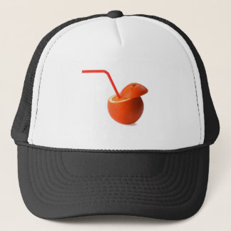 orange 2 - Copy Trucker Hat