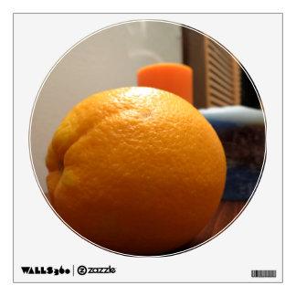 Orange 2 room graphics