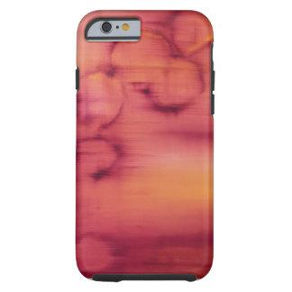 Orange Abstract I Phone Case Tough iPhone 6 Case