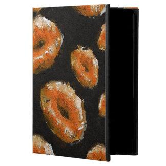 Orange Abstract Lips Powis iPad Air 2 Case