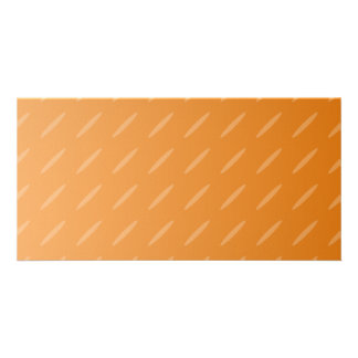 Orange Abstract Pattern Background. Picture Card