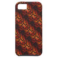 Orange Agate Tiffany Look iPhone 5 Case