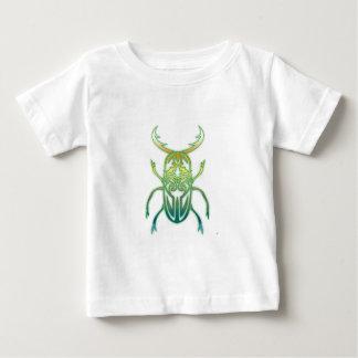 Orange and Blue Beetle Baby T-Shirt