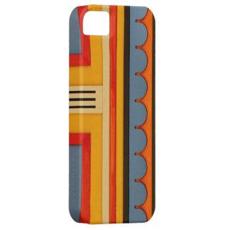 Orange and Blue Details iPhone SE/5/5s Case