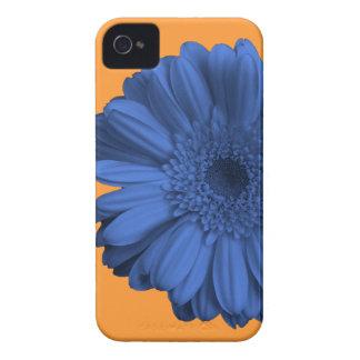 Orange and Blue iPhone 4 Case