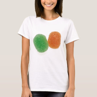 Orange and Green Gumdrops T-Shirt