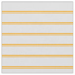 [ Thumbnail: Orange and Lavender Colored Stripes/Lines Pattern Fabric ]