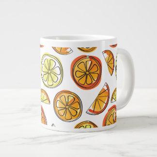 Orange and Lemon Mug - Fruit Cup